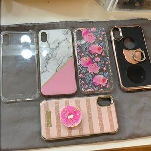 I phone x cases